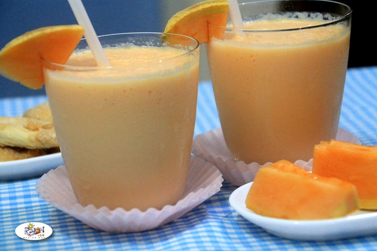 Melon Yogurt Smoothie