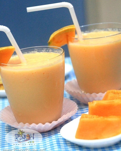Melon Yogurt Smoothie Recipe