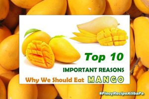 Top 10 Mango Health Benefits