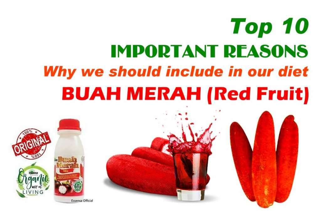 buah merah health benefits