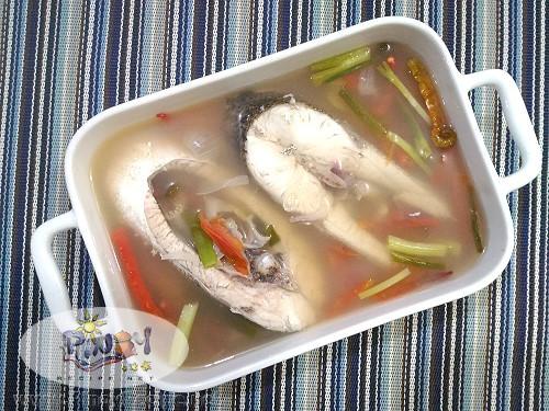 sinigang na isda sa miso recipe