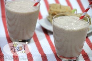 guyabano banana smoothie recipe
