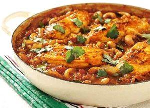Indian Spiced Chicken Balti recipe