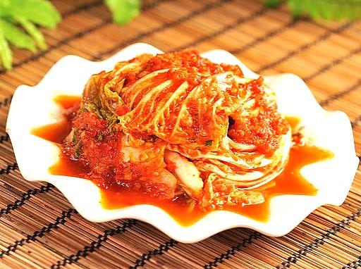 korean-classic cabbage kimchi recipe