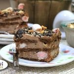 Rocky Road Graham Float