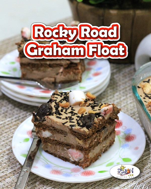 Rocky Road Graham Float Recipe