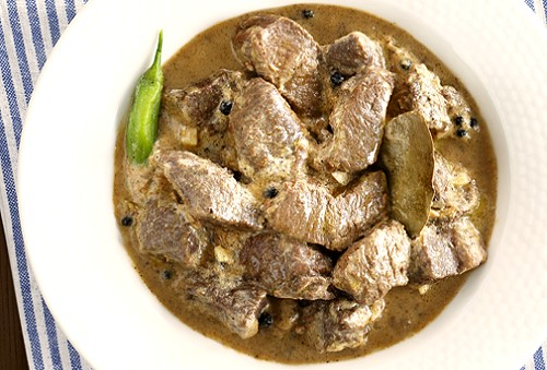 Beef Adobo with Creamy Sauce
