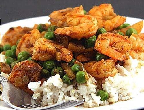 Bombay Shrimps Recipe