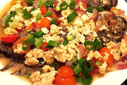 Fish Sarciado Recipes or Sarciadong Isda