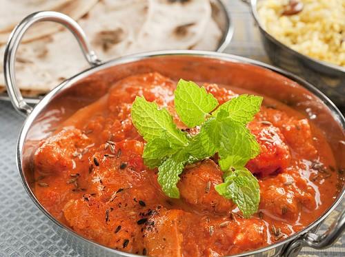 Indian Creamy Masala Chicken Recipe