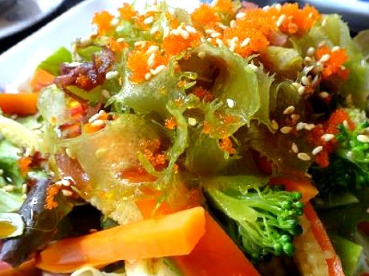 Japanese Vegetable Salad Recipe