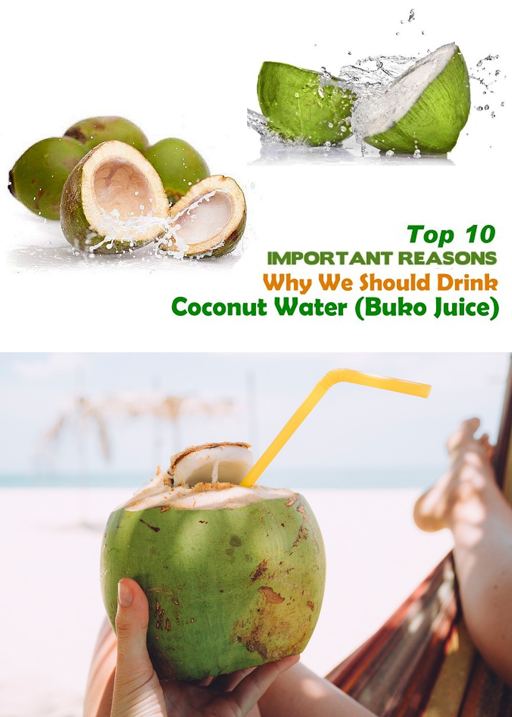Top 10 Buko Juice Health Benefits