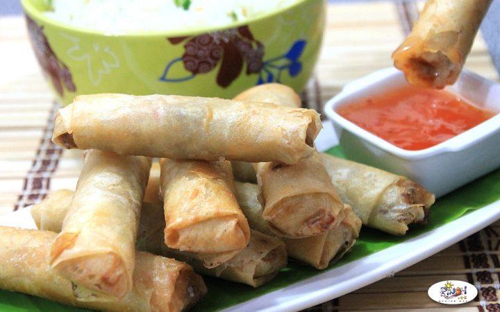 Lumpiang Singkamas Recipe