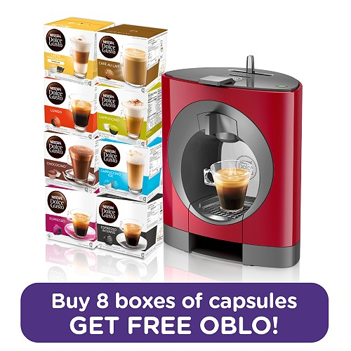 Nescafe Oblo Coffee Machine