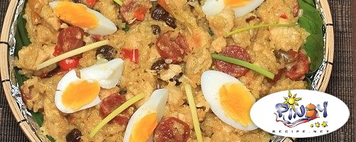 Bringhe for Easter Sunday Filipino Recipes