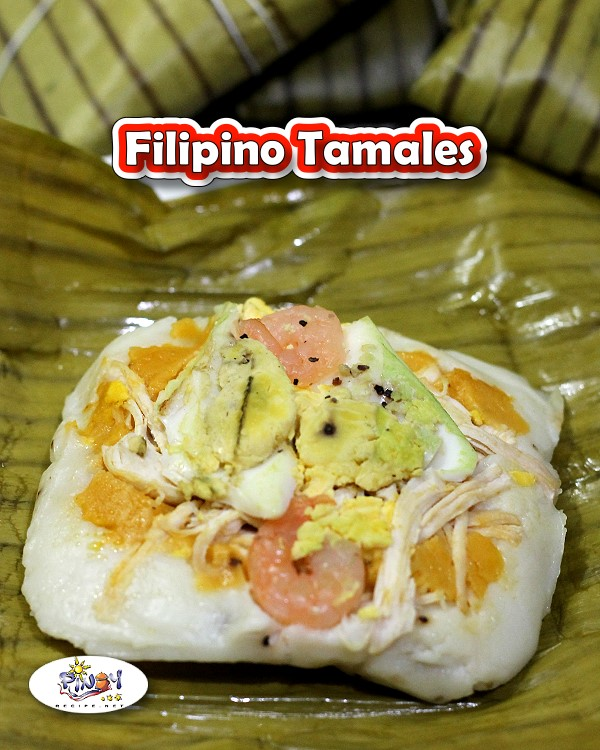 Filipino Tamales Recipe