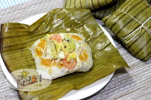 Filipino Tamales Recipe