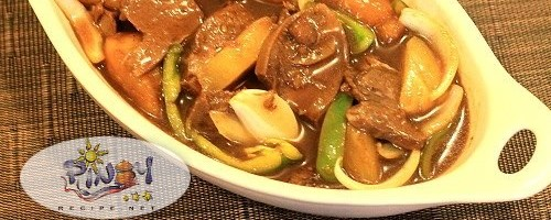 Lengua Estofado for Easter Sunday Filipino Recipes