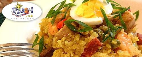 Arroz Valenciana for Easter Sunday Filipino Recipes
