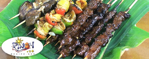 Pork bbq for Easter Sunday Filipino Recipes