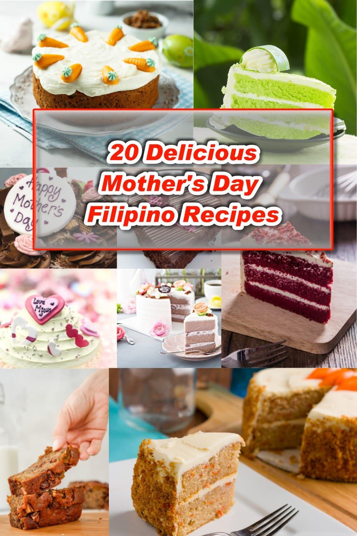 20 Delicious Mother\'s Day Filipino Recipes