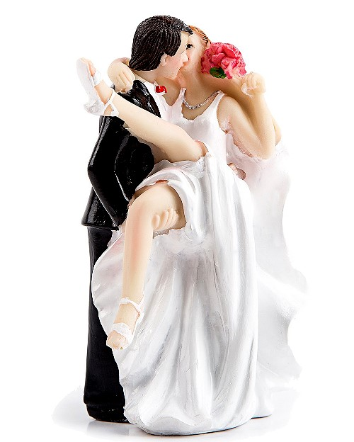 Funny Wedding Toppers -The Madly in Love