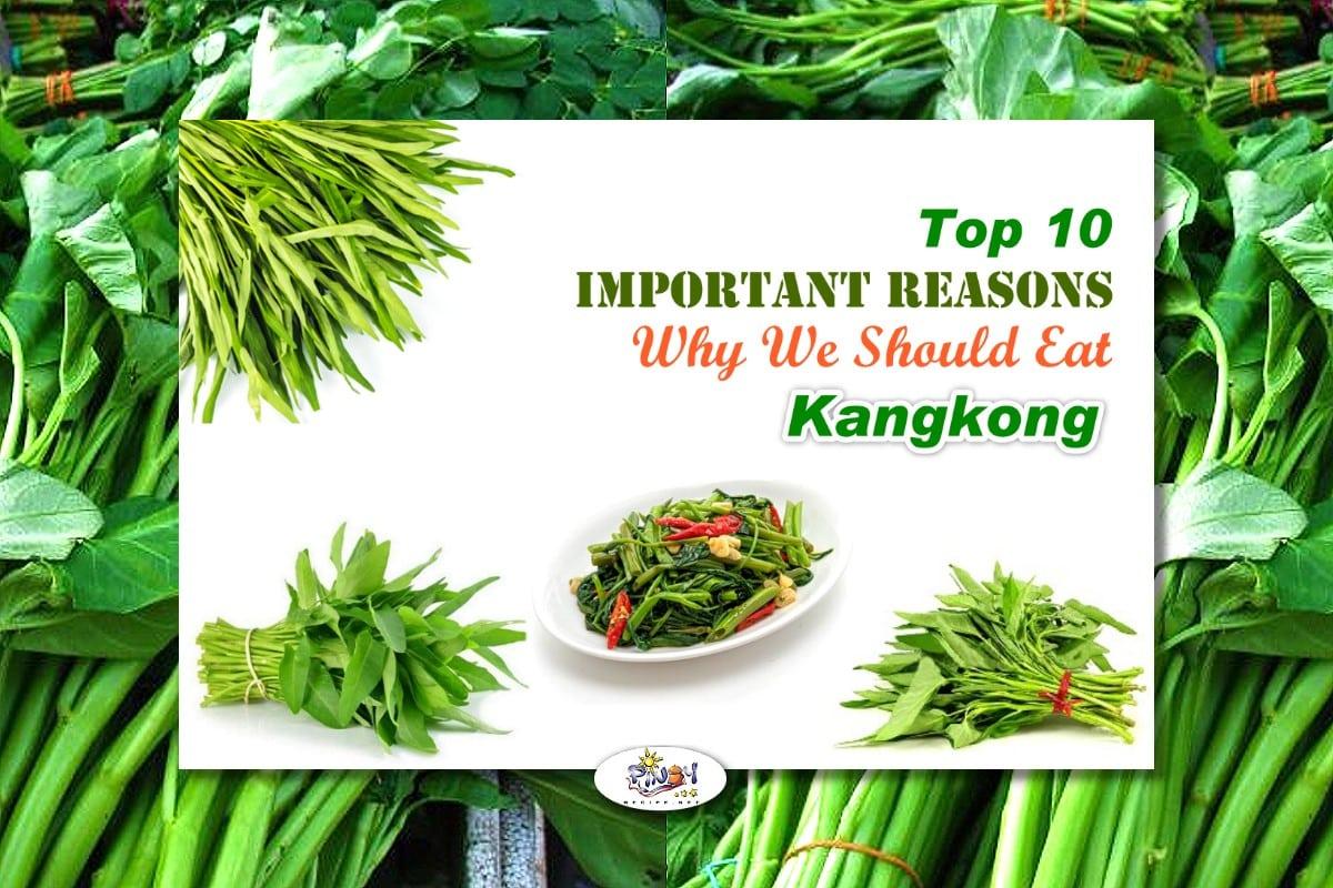 Top 10 Health Benefits of Kangkong