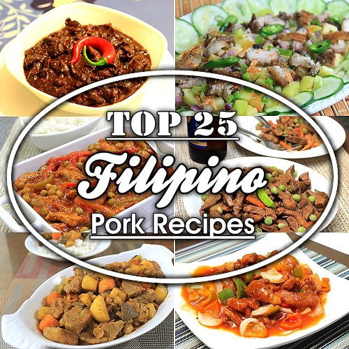 op 25 Filipino Pork Recipes