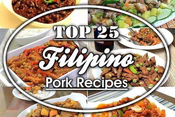 Top 25 Pork Recipes