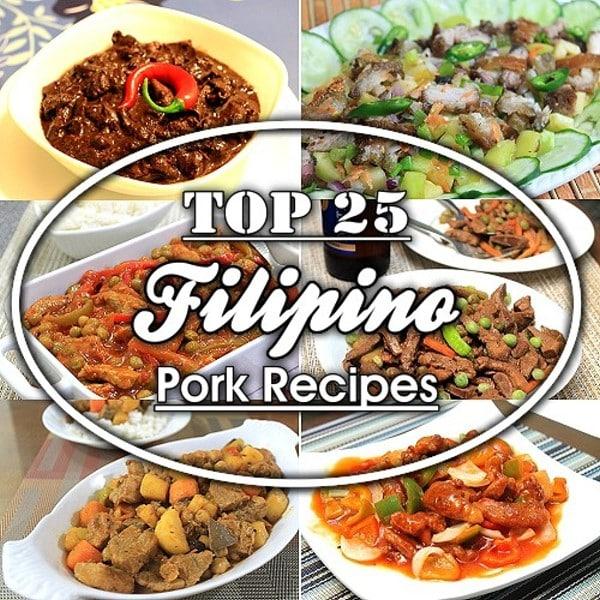 Top 25 Pork Recipes - Pinterest