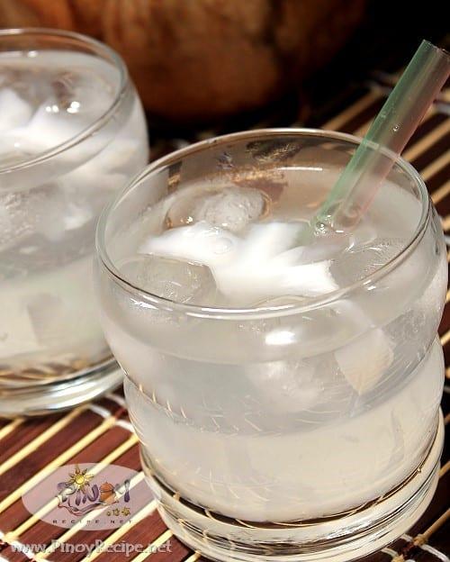 Buko Juice Recipe