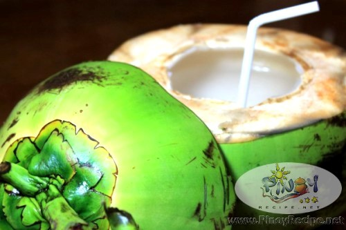 Buko Juice Recipe