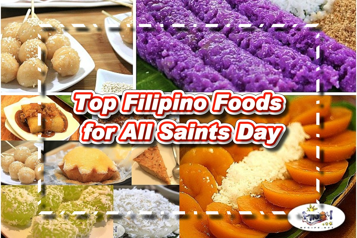 Top Filipino Foods for All Saints Day