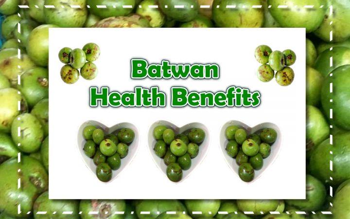 Batwan Health Benefits