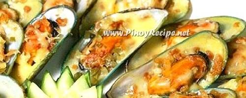 Baked Tahong Recipe