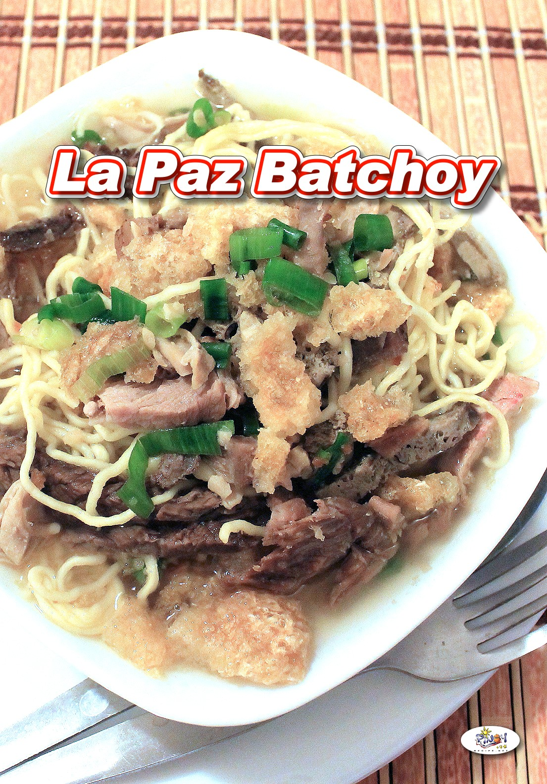 Batchoy Recipe