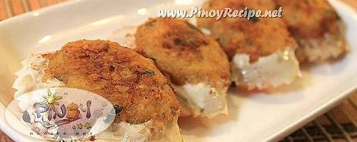 Rellenong Alimasag Recipe