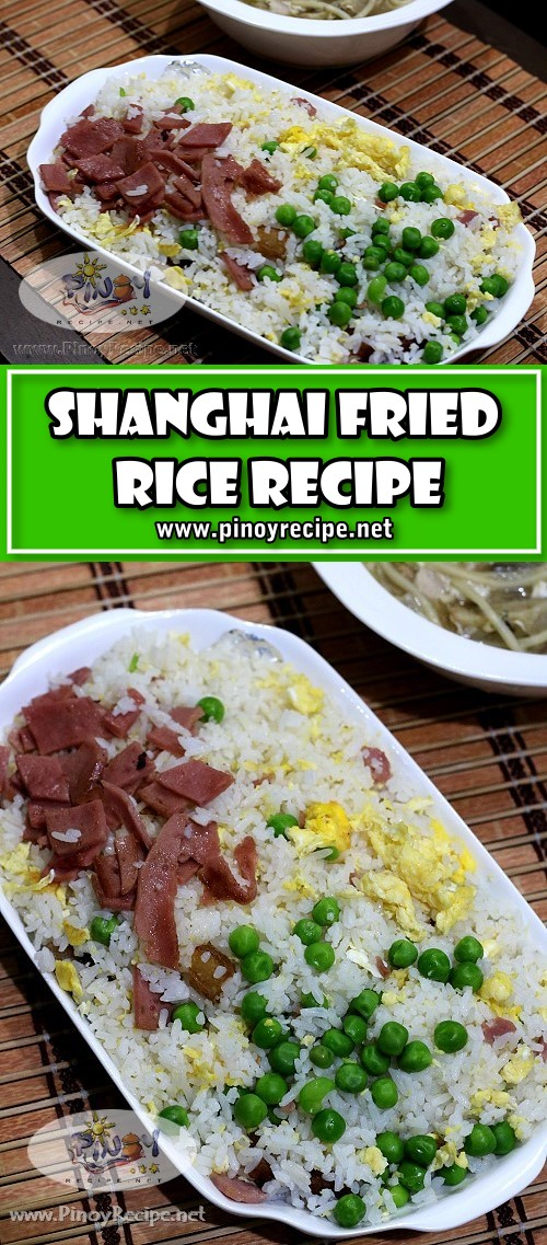 Shanghai Fried Rice