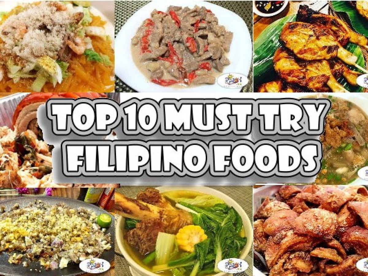 Best Filipino Cuisine Ideas