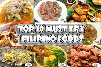 Top-10 must try Filipino Foods - thumb