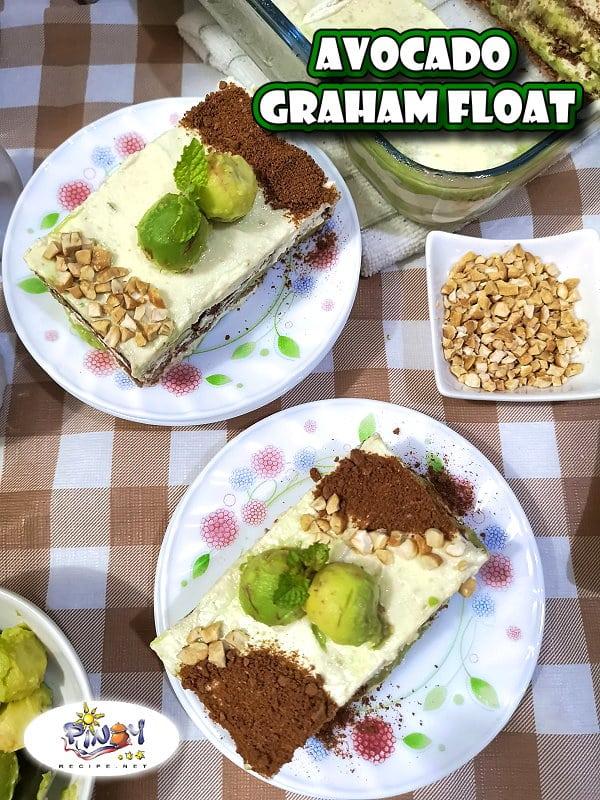 Avocado Graham Float Recipe