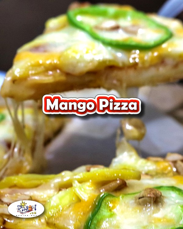 Mango Pizza - Pinterest