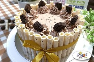No Oven Milo Cake