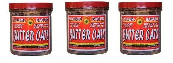 Baguio Butter Oats