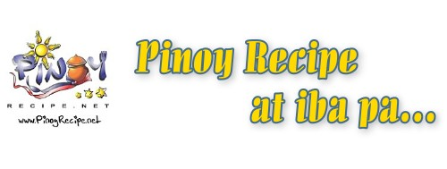 Pinoy Recipe at iba pa.