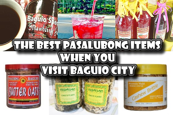 The Best Pasalubong Items when you visit Baguio