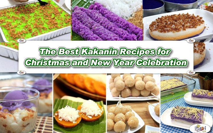 The Best Kakanin for Christmas and New Year