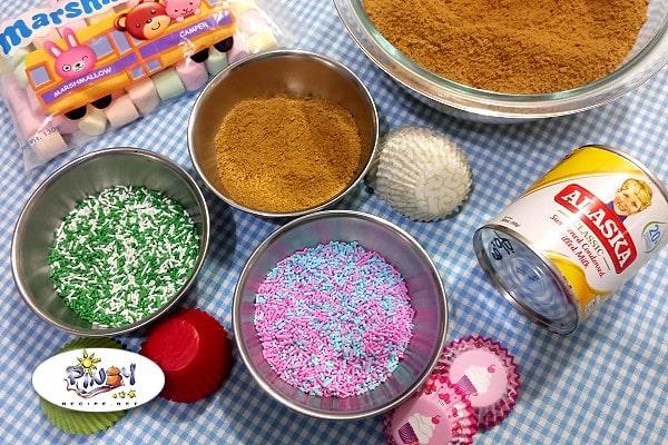 Graham Balls Ingredients