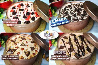 Hersheys Icebox Cake Recipe 4-Ways
