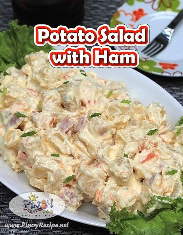 Potato Salad with Ham Recipe